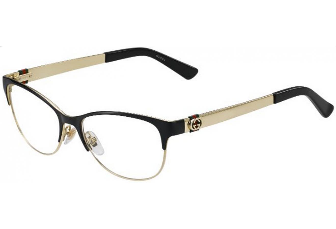 lunettes de vue gucci gg 4281 4z6 53 16. Black Bedroom Furniture Sets. Home Design Ideas