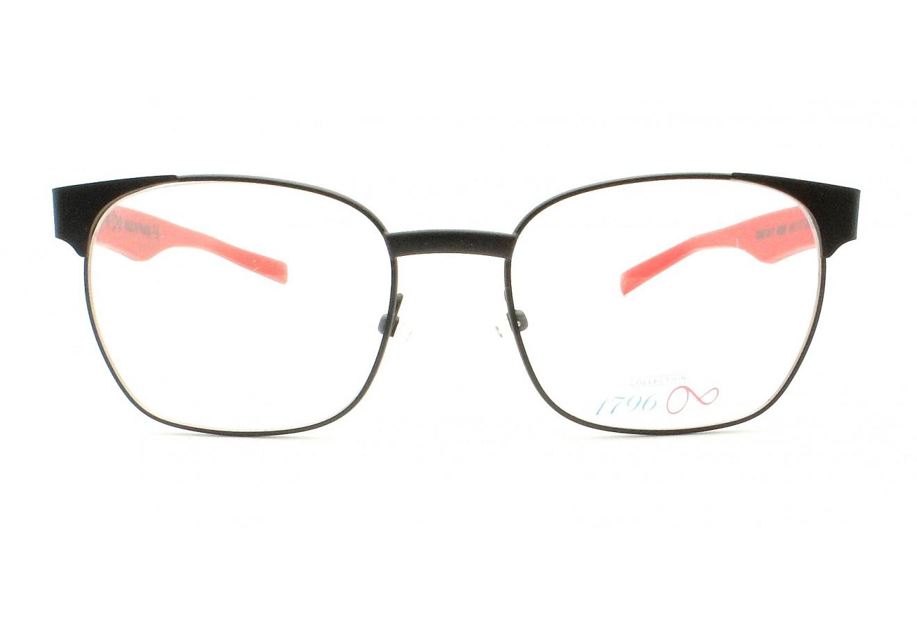 lunettes de vue 1796 cbac 1817 noir 49 17. Black Bedroom Furniture Sets. Home Design Ideas