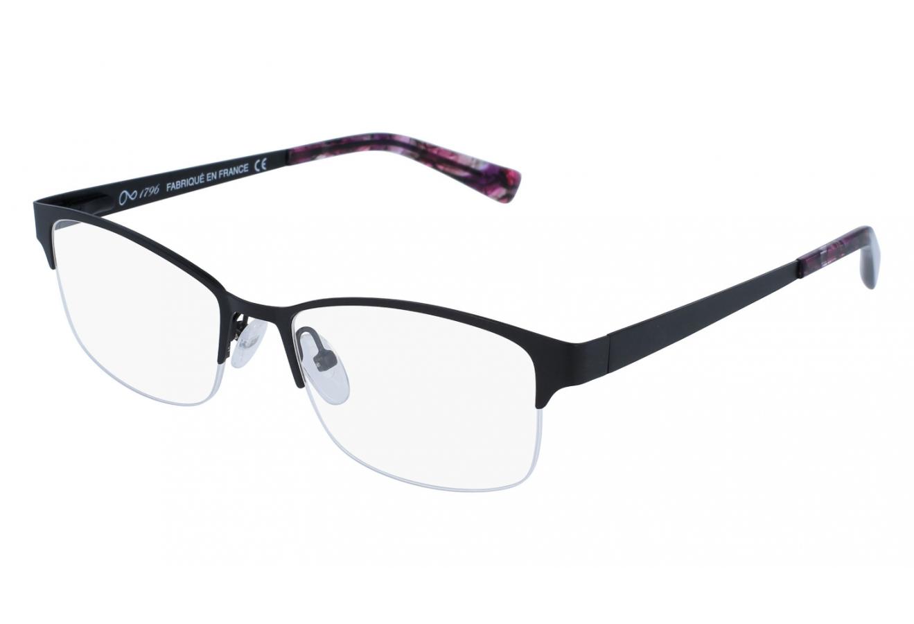 lunettes de vue 1796 cbfm 1709 noir 52 17. Black Bedroom Furniture Sets. Home Design Ideas