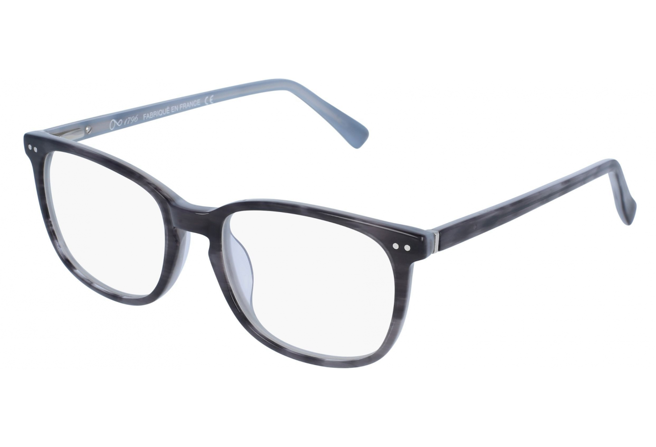 lunettes de vue 1796 cbua 1712 gris 51 18. Black Bedroom Furniture Sets. Home Design Ideas