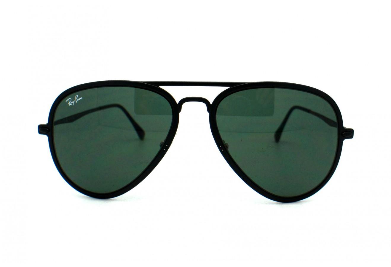 lunette ray ban aviator noir homme