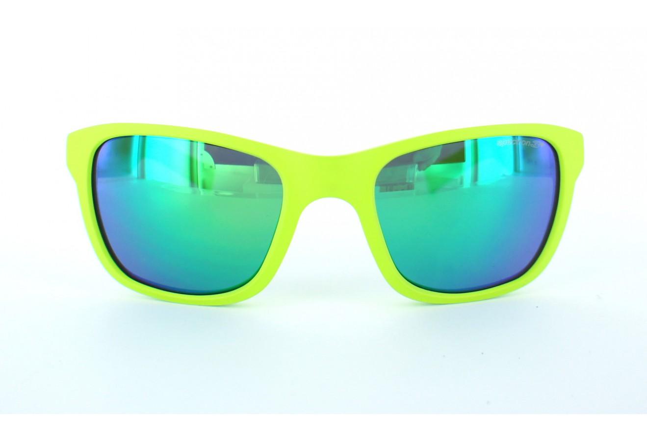 lunettes de soleil julbo reach l vert mat spectron 3. Black Bedroom Furniture Sets. Home Design Ideas