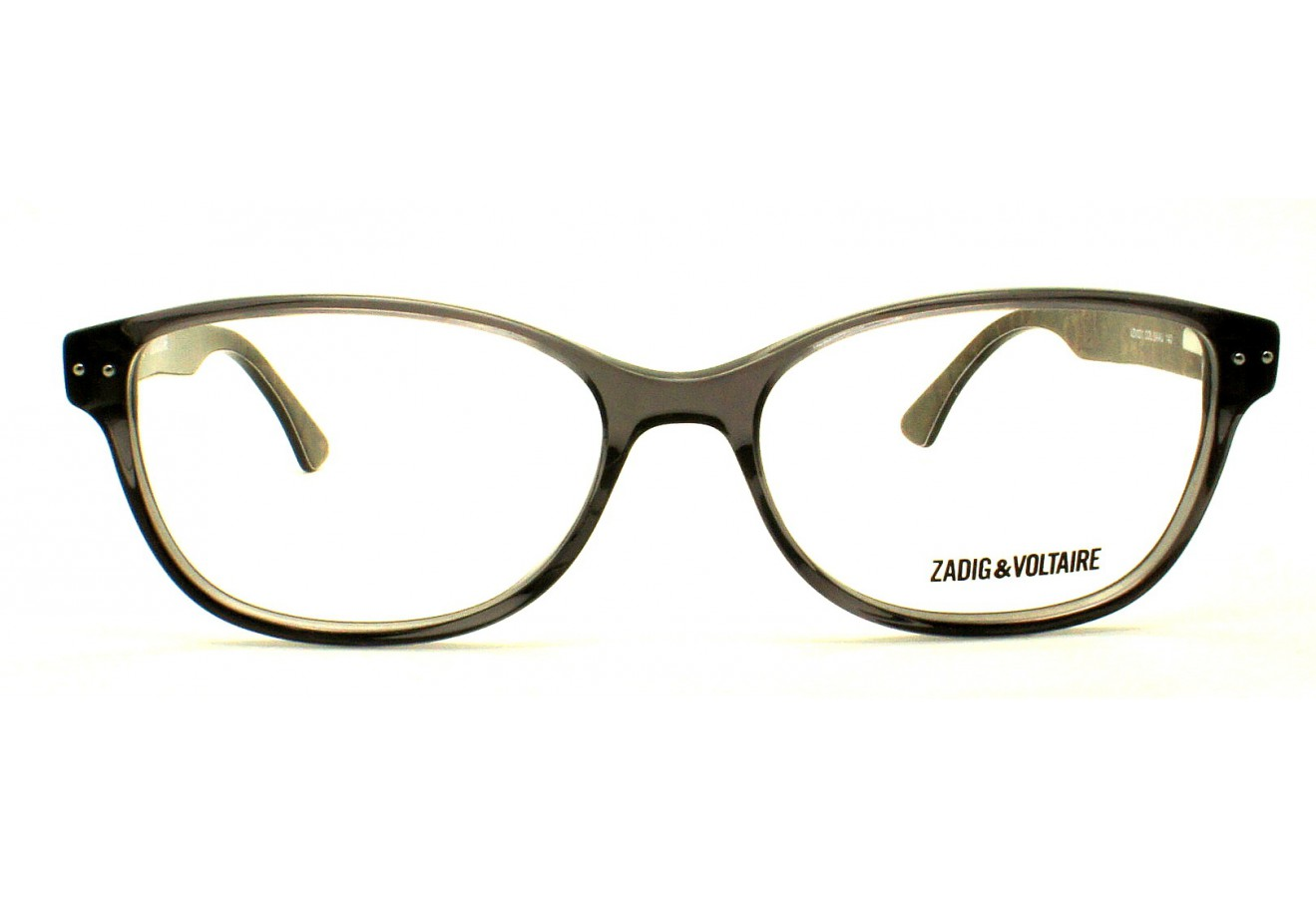 lunettes de vue zadig et voltaire vzv 021 0aau 53 16. Black Bedroom Furniture Sets. Home Design Ideas