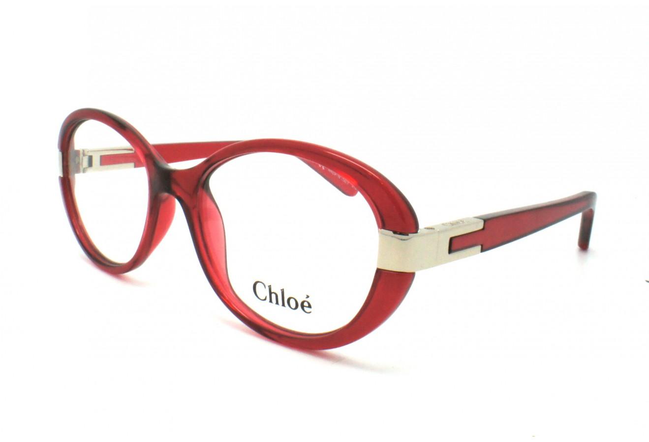 lunettes de vue chloe ce 2656 613 52 17. Black Bedroom Furniture Sets. Home Design Ideas