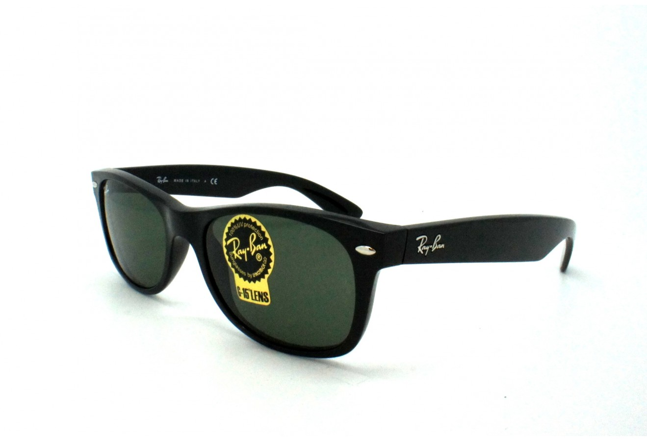 lunettes de soleil ray ban rb 2132 new wayfarer 901 52 18. Black Bedroom Furniture Sets. Home Design Ideas