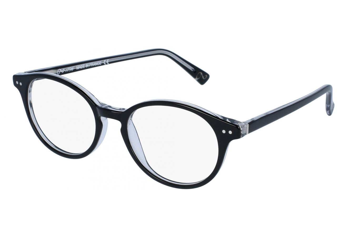lunettes de vue 1796 cbua 1708 noir 49 18. Black Bedroom Furniture Sets. Home Design Ideas
