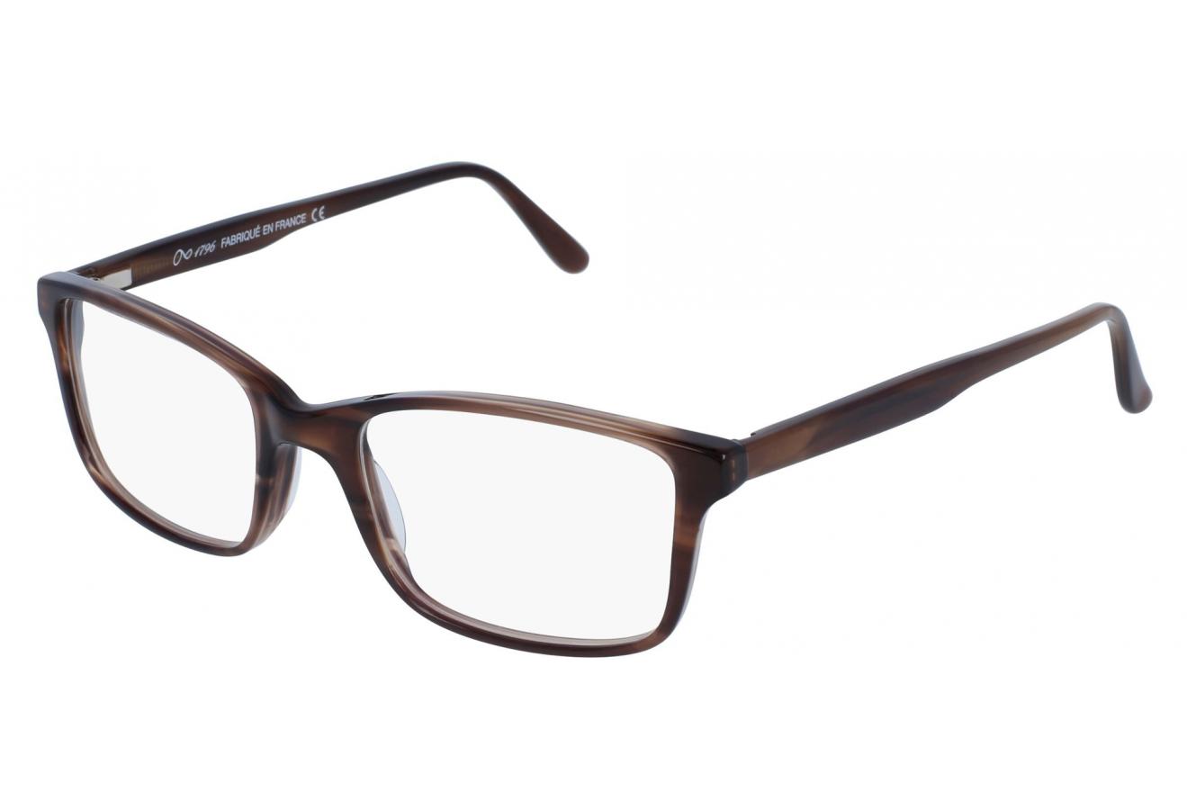 lunettes de vue 1796 cbha 1704 brun 55 19. Black Bedroom Furniture Sets. Home Design Ideas