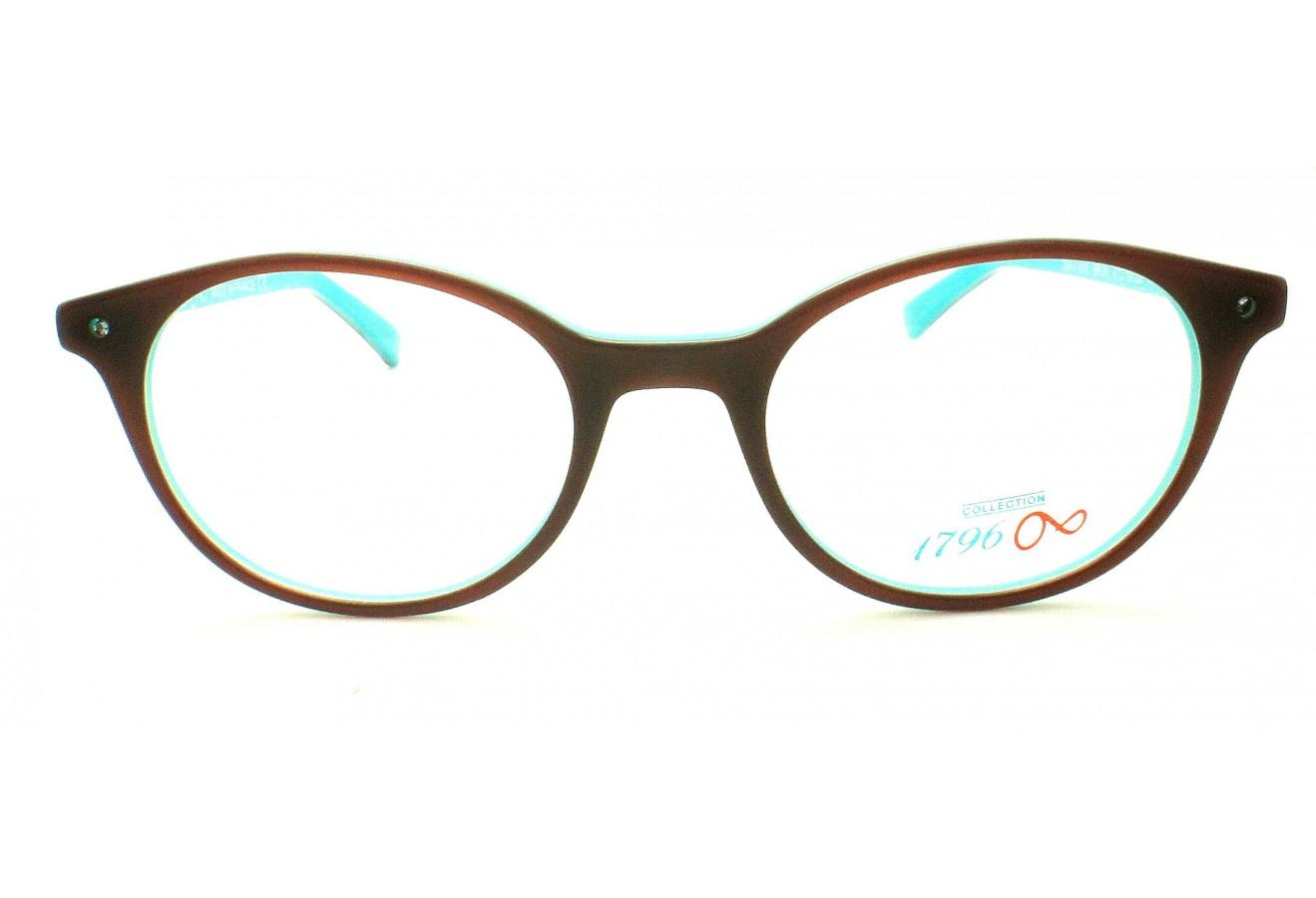 lunettes de vue 1796 cbaa 1816 brun 47 19. Black Bedroom Furniture Sets. Home Design Ideas