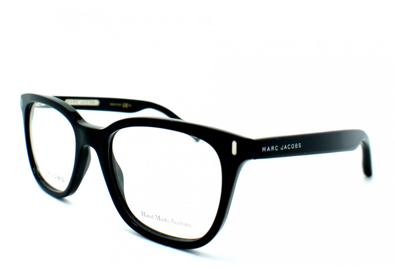 lunettes de vue marc jacobs mj 376 807 48 18. Black Bedroom Furniture Sets. Home Design Ideas