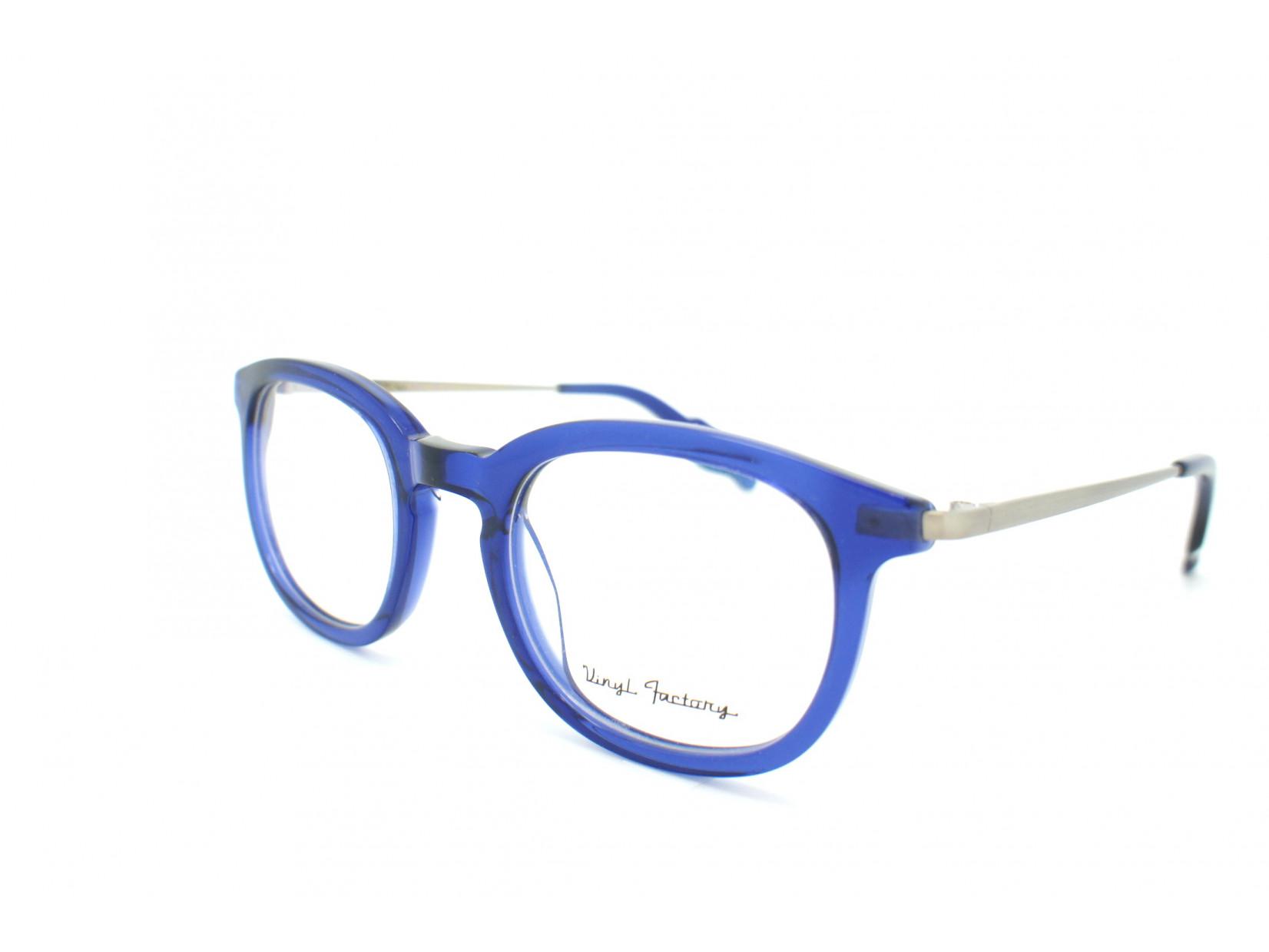 e0518d0134b3c Lunettes de vue pour femme Bleu BUTLER C1 47 22