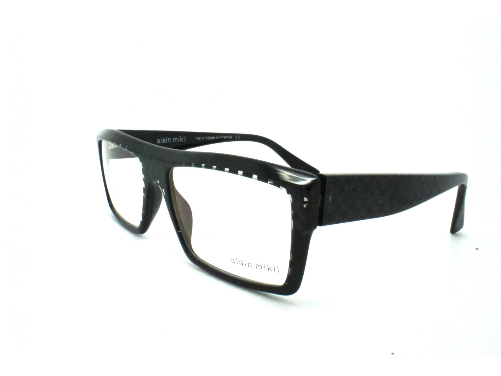 e3fc1cbb77080 Lunettes de vue pour homme ALAIN MIKLI Noir AO 3001 B087