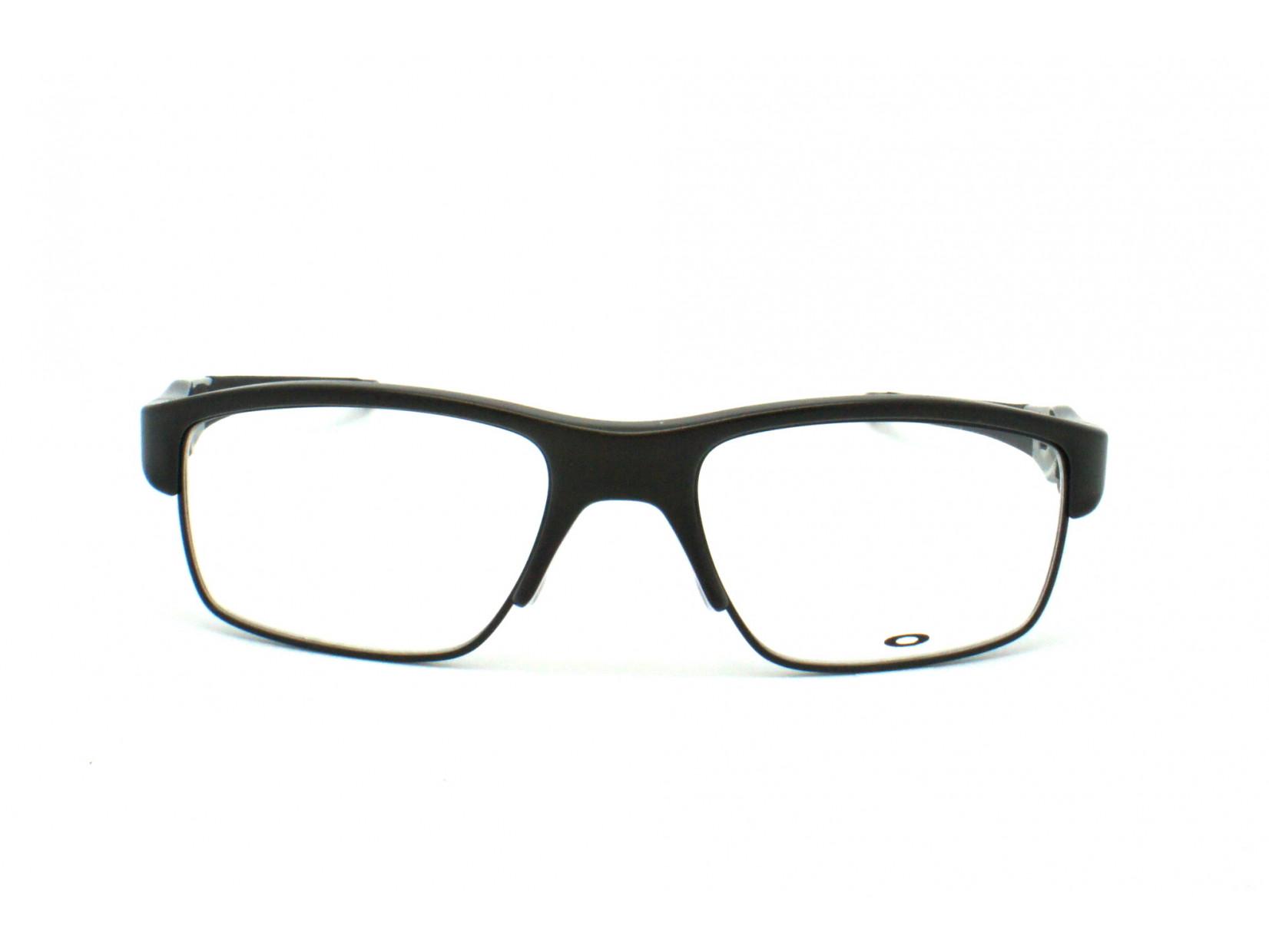Lunettes de vue pour homme OAKLEY Noir OX 3128-01 CROSSLINK SWITCH 53 18 3421508f79fa