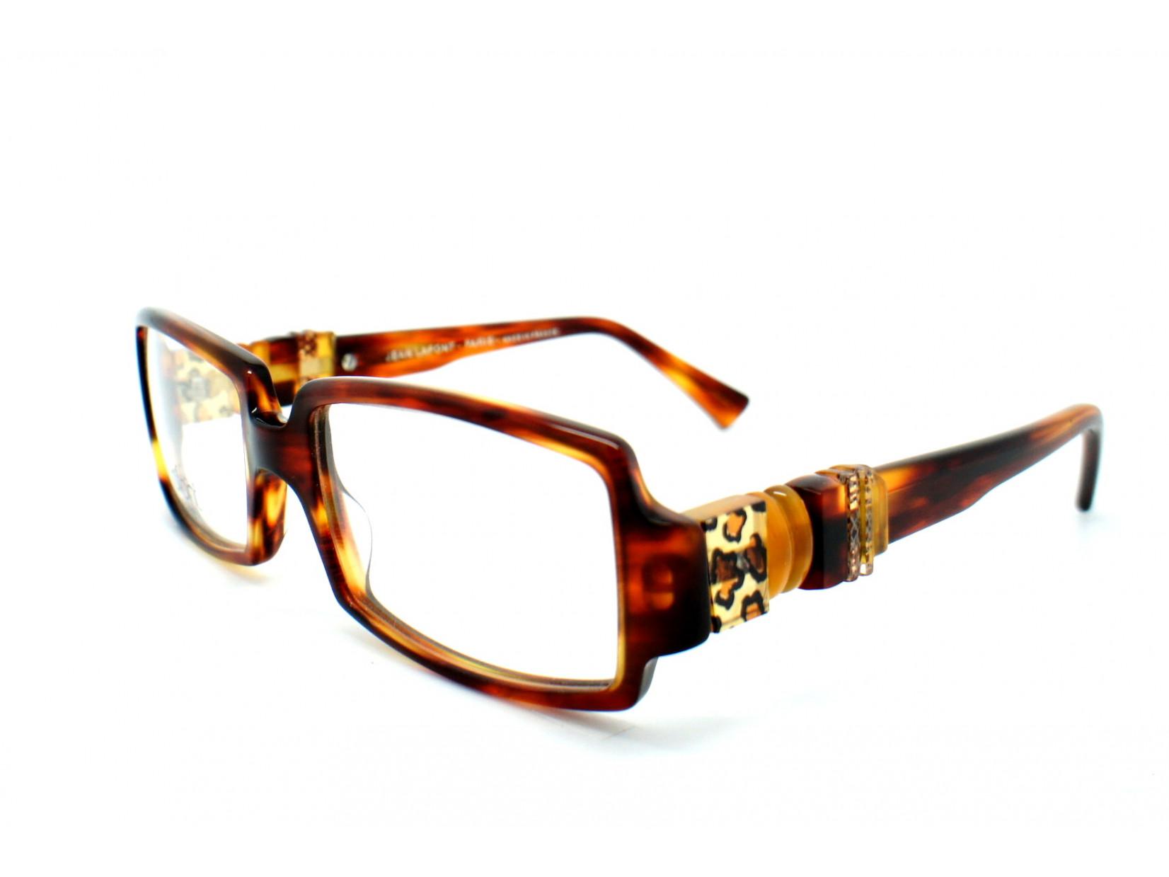 Montures lunettes rondes lafont