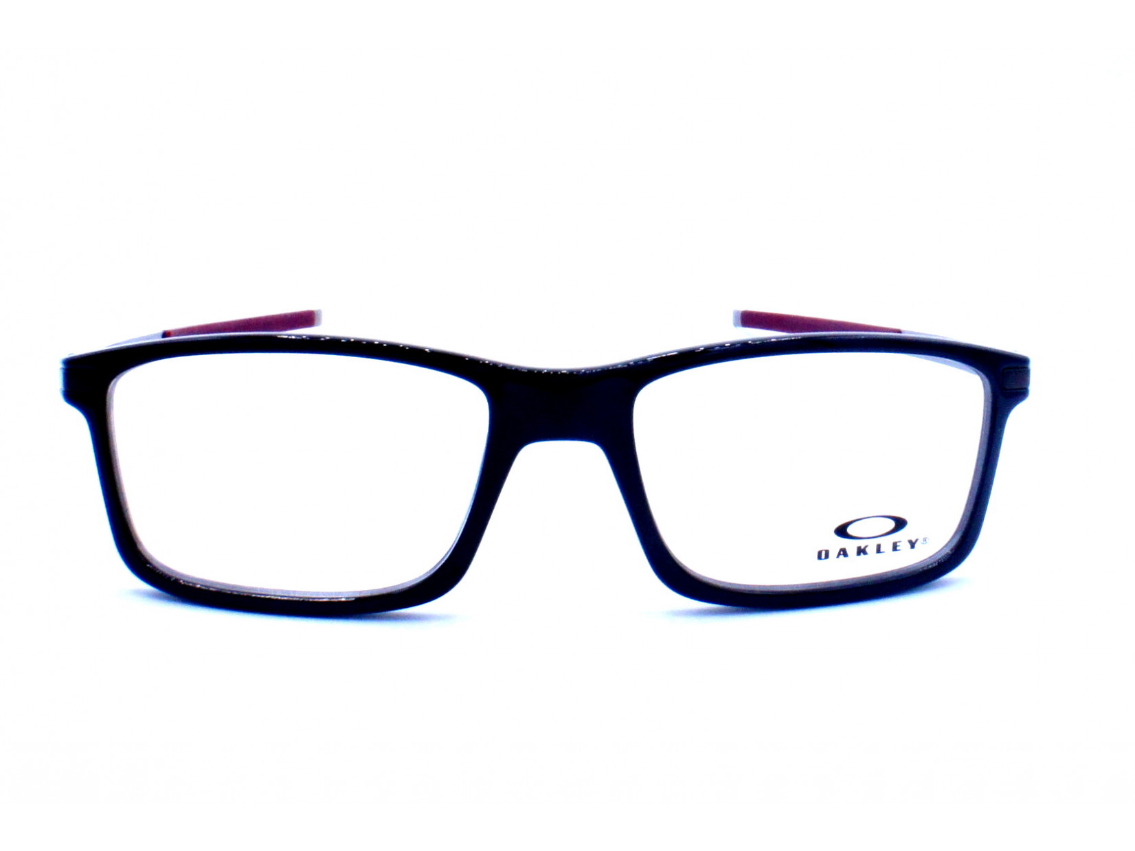Lunettes de vue pour homme OAKLEY Noir Mat OX 8050-05 PITCHMAN 55 18 843258cfb9fc