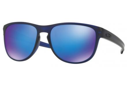 Lunettes de soleil pour homme OAKLEY Bleu OO 9342-09 SLIVER R 57/17