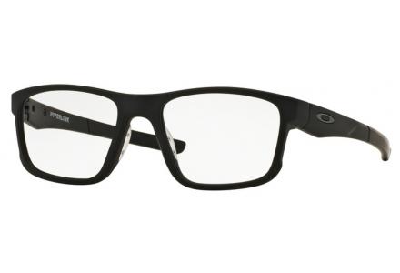 Lunettes de vue pour homme OAKLEY Noir OX 8078 01 HYPERLINK 52/18