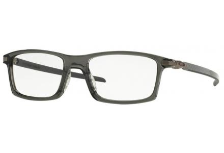 Lunettes de vue pour homme OAKLEY Gris OX 8092 03 PITCHMAN CARBON 55/18