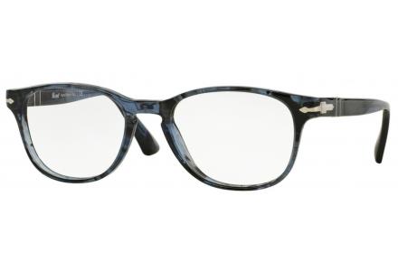Lunettes de vue pour homme PERSOL Bleu PO 3085V 1031 53/19
