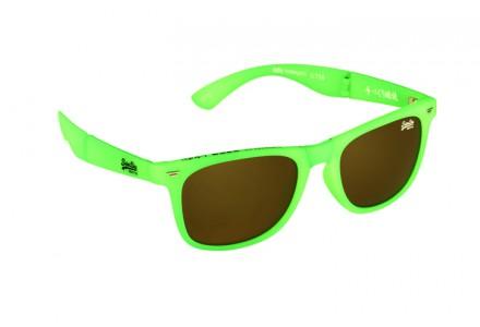 Lunettes de soleil mixte SUPERDRY Vert SDS SUPERGAMI 114 59/20