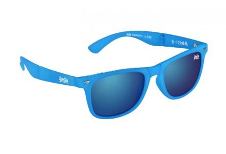 Lunettes de soleil mixte SUPERDRY Bleu SDS SUPERGAMI 132 59/20