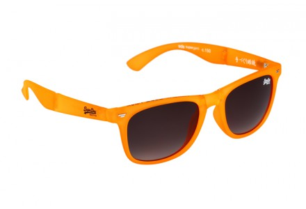 Lunettes de soleil mixte SUPERDRY Orange SDS SUPERGAMI 150 59/20