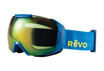 Masque de ski mixte REVO Bleu 35-7007 col 05PGN
