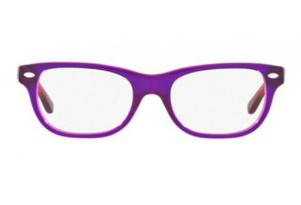 Lunettes de vue pour enfant RAY BAN Violet RY 1555 3666 48/16