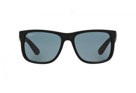 Lunettes de soleil pour homme RAY BAN Noir RB 4165 JUSTIN 622/2V 55/16