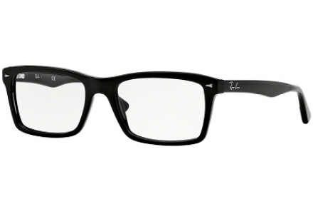 Lunettes de vue pour homme RAY BAN Noir RX 5287 2000 52/18
