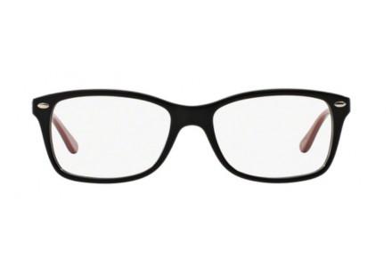 Lunettes de vue pour femme RAY BAN Noir RX 5228 5544 53/17