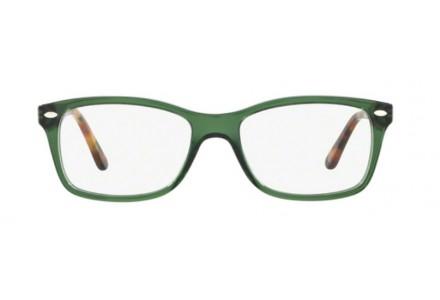 Lunettes de vue pour femme RAY BAN Vert RX 5228 5630 50/17