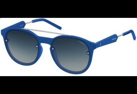 Lunettes de soleil mixte POLAROID Bleu PLD 6020/S TN5 (Z7) 55/18