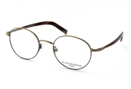 Lunettes de vue pour homme FRANCOIS PINTON Gris A46 523 47