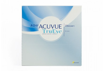 Lentilles JOHNSON VISION CARE 1 Day Acuvue Trueye 90L
