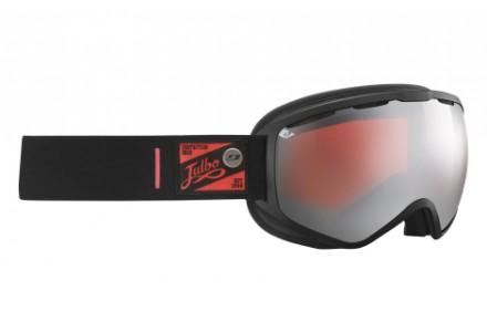 Masque de ski mixte JULBO Noir Atlas Noir / Rouge Spectron 2+