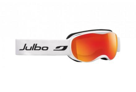 Masque de ski pour enfant JULBO Blanc ATMO Blanc Spectron 3 Miroir