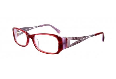 Lunettes de vue pour femme BANANA MOON Rouge BM384 5 ROUGE