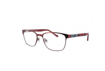 Lunettes de vue pour femme BANANA MOON Rouge BM 519 ROUGE 50/16