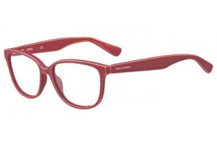 Lunettes de vue pour femme BOSS ORANGE Rouge BO 0207 9DW 53/15
