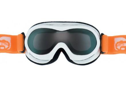 Masque de ski pour bébé CAIRN Blanc BUG Blanc Brillant