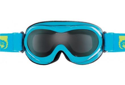 Masque de ski pour bébé CAIRN Bleu BUG Turquoise Brillant