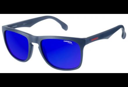 Lunettes de soleil mixte CARRERA Bleu CARRERA 5043/S RCT Z0 56/20
