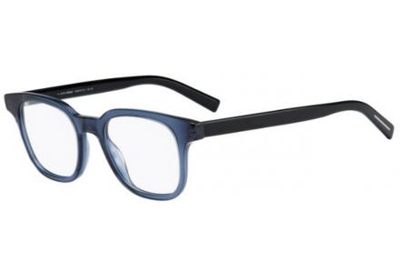 Lunettes de vue pour homme DIOR Bleu BLACKTIE219 SHH 49/21