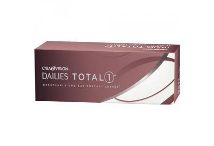 Lentilles ALCON - CIBA VISION Dailies Total 1 30L