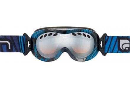 Masque de ski pour enfant CAIRN Bleu DROP Breackdown Bleu SPX 3000