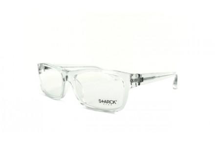 Lunettes de vue pour homme STARCK EYES Cristal SH 1261 0100 53/17 Biocity