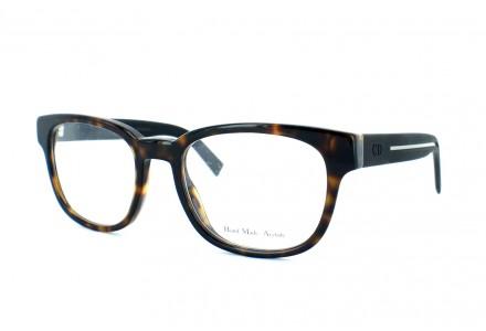 Lunettes de vue pour homme DIOR Ecaille BLACKTIE 186 M61 51/19