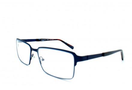 Lunettes de vue pour homme LAFONT Bleu NELSON 309 56/17