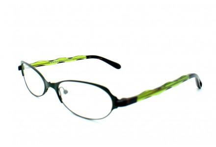 Lunettes de vue pour femme VANNI Vert V 8612 C49 50/17