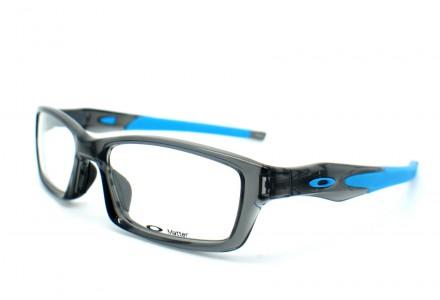 Lunettes de vue pour homme OAKLEY Gris OX 8027-12 CROSSLINK 53/17